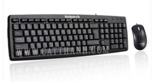 Bộ bàn phím & chuột Mototech S10
