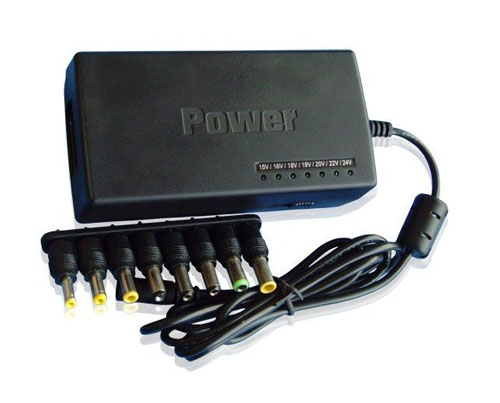 Sạc đa năng Laptop 96W - Adapter laptop đa năng 96W