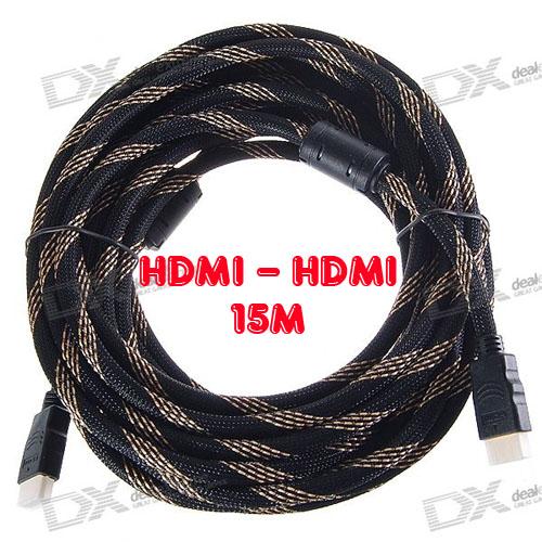 Cáp HDMI 15 mét