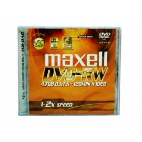 Đĩa DVD-RW Maxell