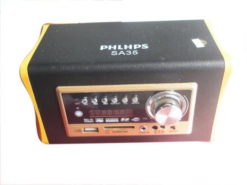 Loa Mini SA35 - Loa nghe đài FM