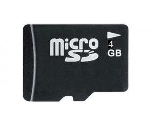 Thẻ nhớ MicroSD 4Gb