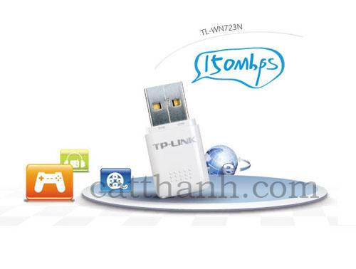 Bộ thu wifi TP Link TL WN723N