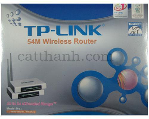 Bộ phát sóng wifi TP-Link TL-WR542G 54M Wireless Router
