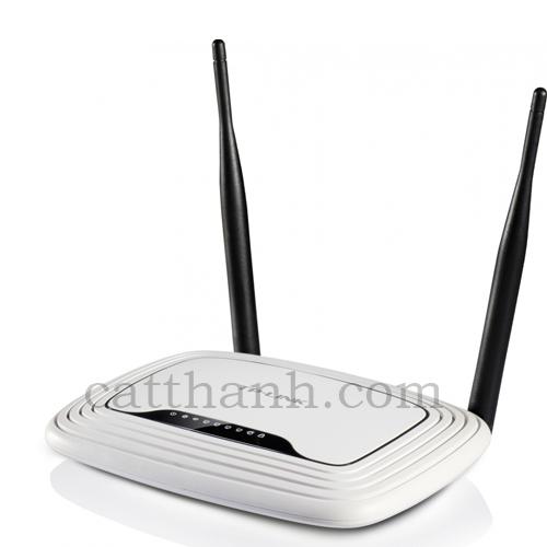 Thiết bị wifi TP-Link TL-WR841N - Thiết bị wifi,TP-Link,Thiết bị wifi TP-Link,Bộ phát wifi
