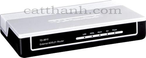 Modem ADSL TP-Link TD-8817