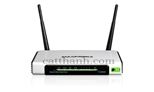 Modem Wireless TP-Link TD-W8961ND
