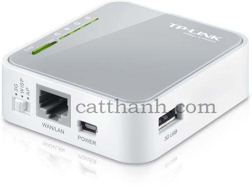Bộ phát wifi 3G dùng trên ô tô TP-link MR3020