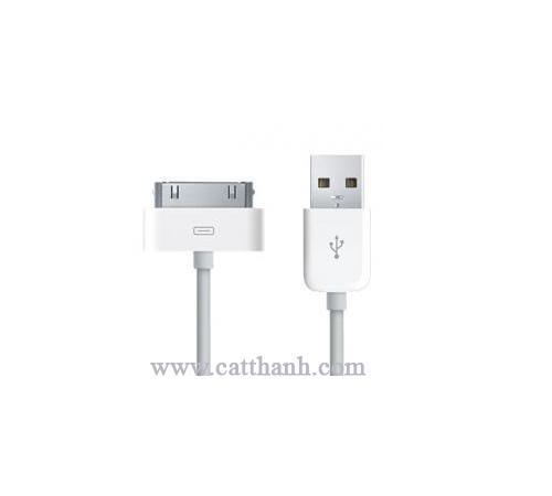 Cáp USB dữ liệu iphone