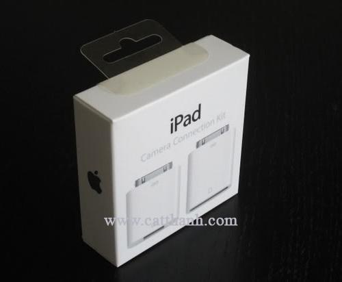 Đầu đọc thẻ nhớ và usb cho Ipad Camera connection kit
