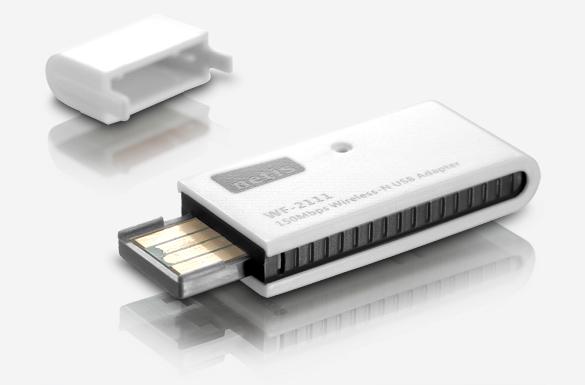 Bộ thu wifi usb Netis WF-2111 150Mbps Wireless