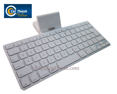 Bàn phím Bluetooth liền dock cho ipad