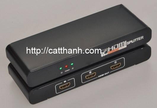 BỘ CHIA HDMI 1 RA 2 cổng ver 1.4