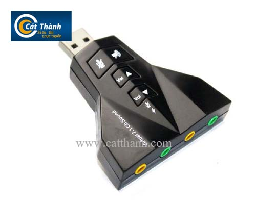 Card Sound usb 7.1 Foxdigi P004