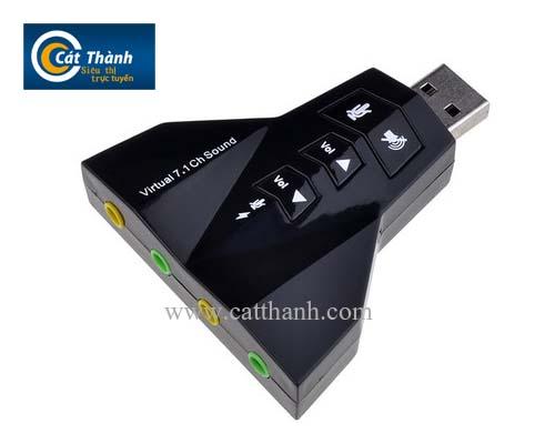 Card Sound usb 7.1 Foxdigi P004
