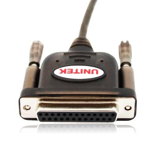 Cáp USB to PARALLEL LPT Unitek Y121 - Cáp chuyển đổi dành cho máy in
