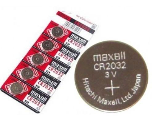 PIN CMOS MAXELL CR2032