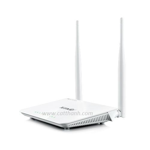 Bộ phát sóng wifi Tenda F300 chuẩn N 300Mbps
