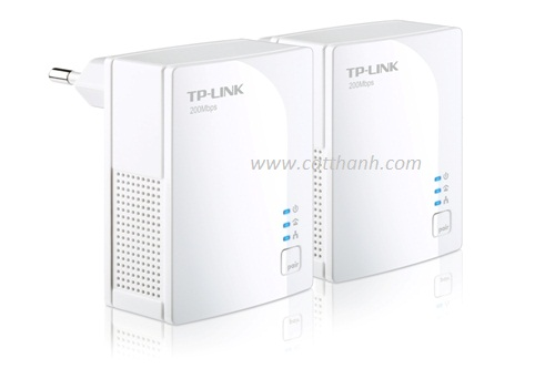 BỘ CHUYỂN ĐỔI MẠNG LAN QUA ĐƯỜNG ĐIỆN 220V TP-LINK TL-PA2010KIT