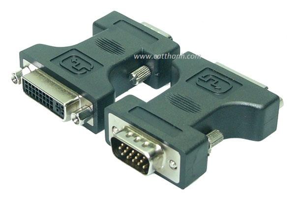 Đầu chuyển VGA sang DVI
