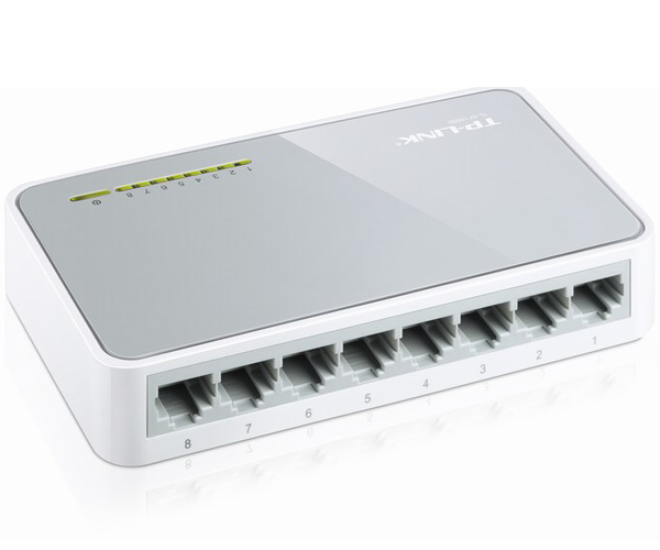 Switch TP-Link 8 cổng TL-SF1008D