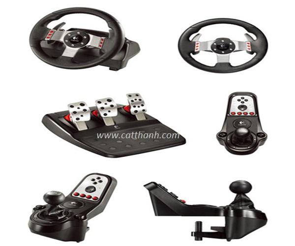 Vô lăng Logitech® G27 Racing Wheel