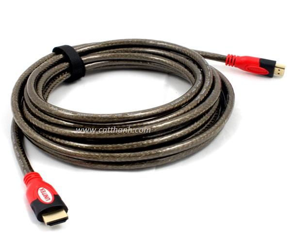 Cáp HDMI to HDMI 3 mét Unitek Y-C114A chuẩn 1.4