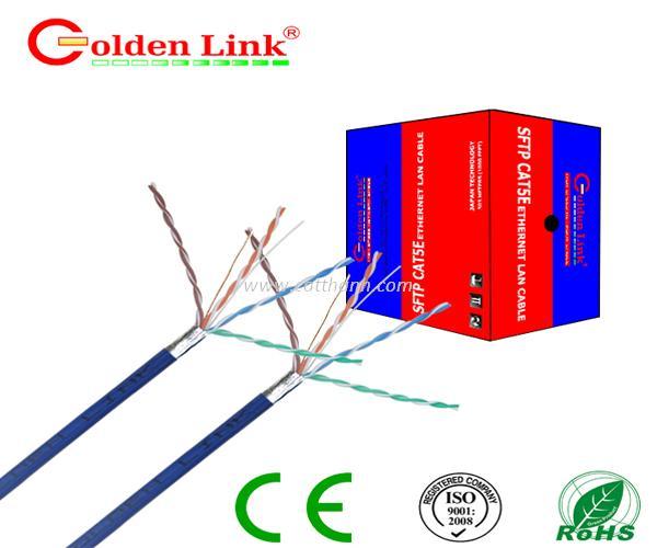 Cáp mạng Golden Link SFTP Cat 5e