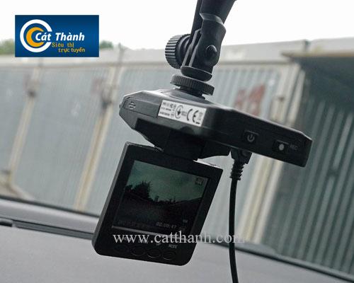 Camera hành trình HD 250 DVR with-Camera hành trình ô tô
