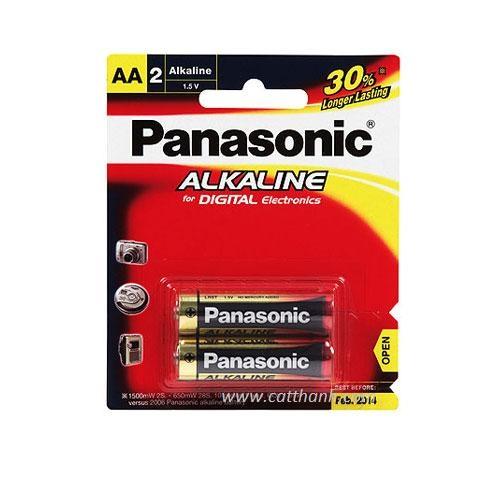 Pin tiểu Panasonic Alkline AA LR6T