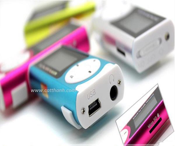 Máy nghe nhạc MP3 Multimedia Player
