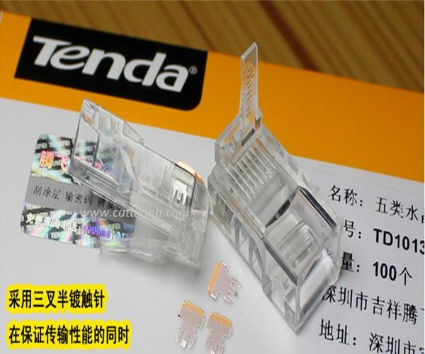 Hạt mạng Tenda Cat5e TD1013C