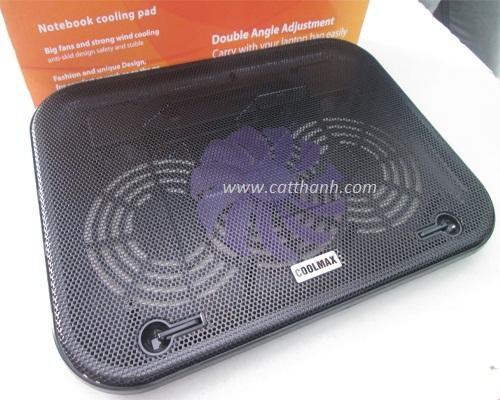 Đế tản nhiệt laptop Coolmax L1