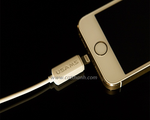 Dây cáp sạc Iphone 5C/5S Usams