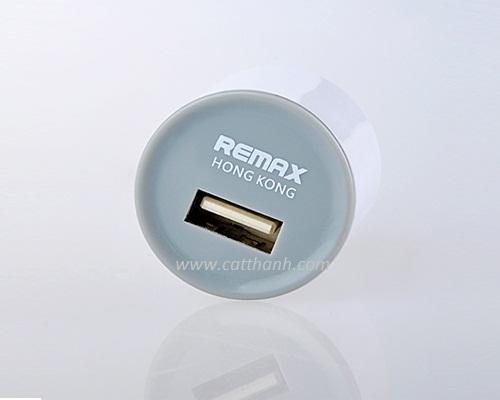 Sạc Remax usb charger 5V-1A