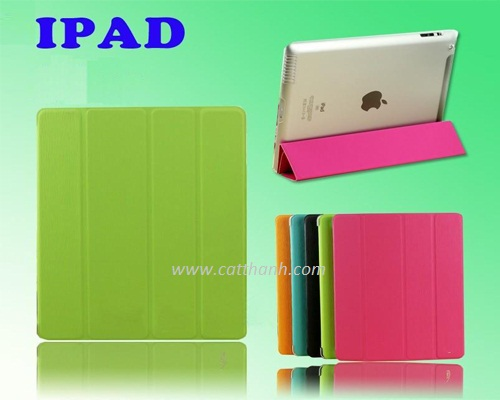 Bao da Fashion case cho Ipad 2/3/4
