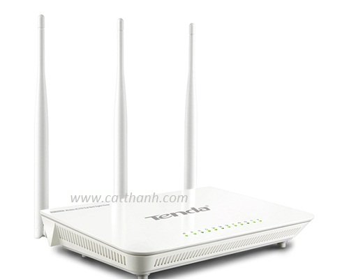 Bộ phát wifi Tenda W1800R Wireless AC1750 Dual Band Gigabit