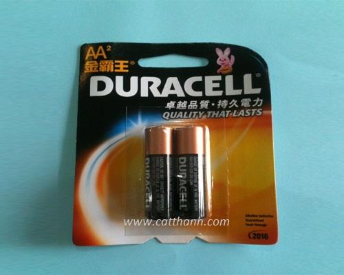 Pin tiểu Duracell alkaline AA