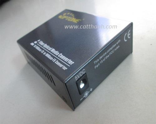 Bộ chuyển đổi quang điện Singlemode OPT-1100