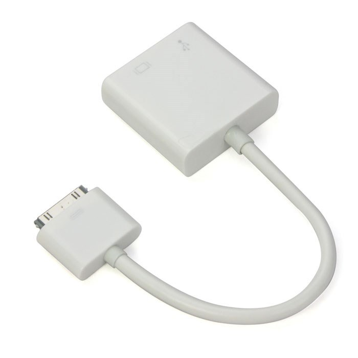 Cáp Ztek HDMI To Ipad 2/3 Iphone 4/4S