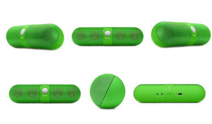 Loa mini Beats Bluetooth F808