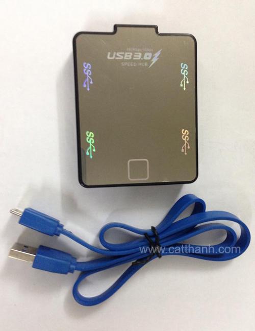 Bộ chia USB 3.0 4 cổng A102