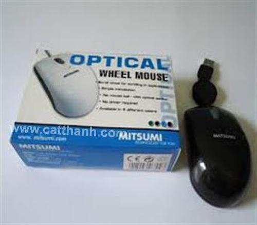 Chuột USB mitsumi nhỏ chính hãng