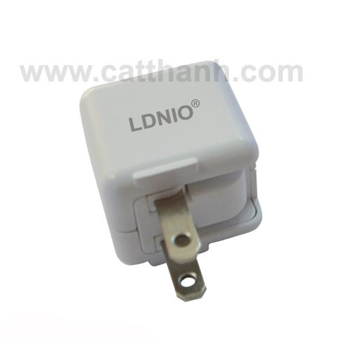 Cục sạc LDNIO DL-AC100 1A