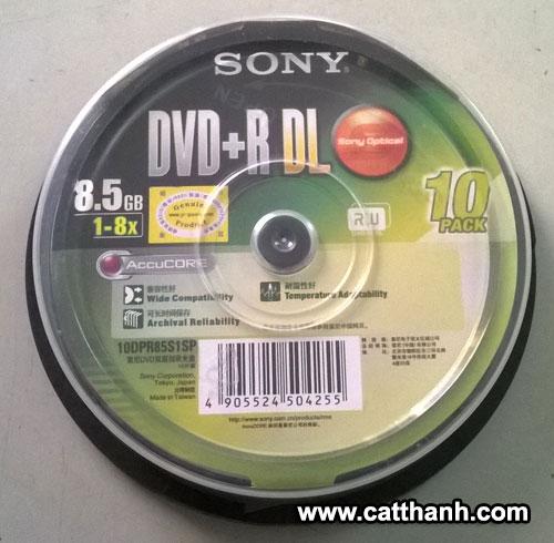 Đĩa DVD-R SONY 8,5G