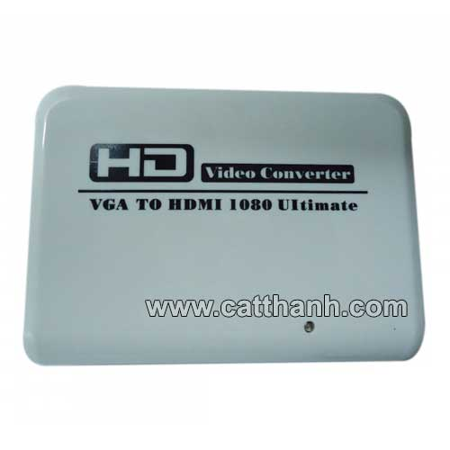 Bộ chuyển VGA sang HDMI FJ VH001