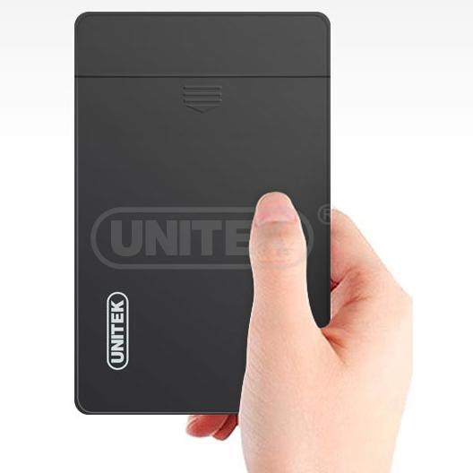 HDD Box Y-3257: Hộp đựng ổ cứng 2.5 SATA6G - USB3.0