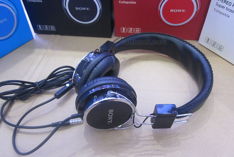 Tai nghe sony MDR  911