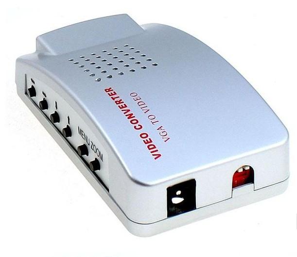 Bộ chuyển đổi VGA ra AV Foxdigi AV01