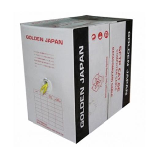 Cáp mạng Golden Japan SFTP CAT6E